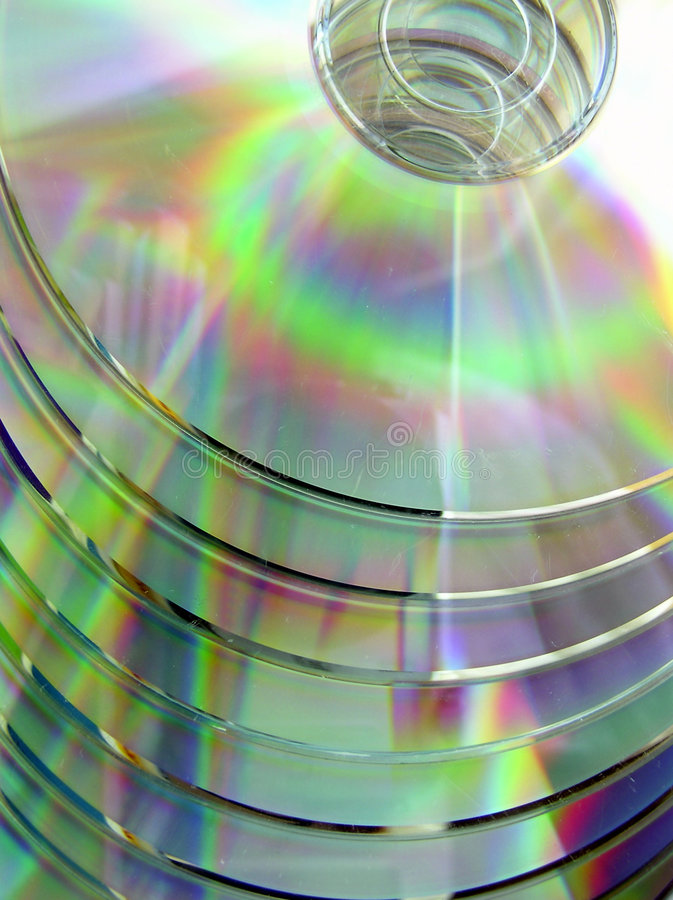Download Kompakta disks arkivfoto. Bild av information, underhållning - 985586