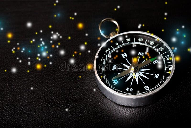 Kompas royalty-vrije stock foto