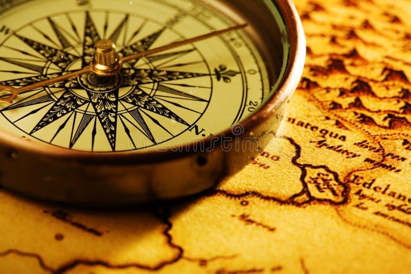 kompas. fotografia royalty free