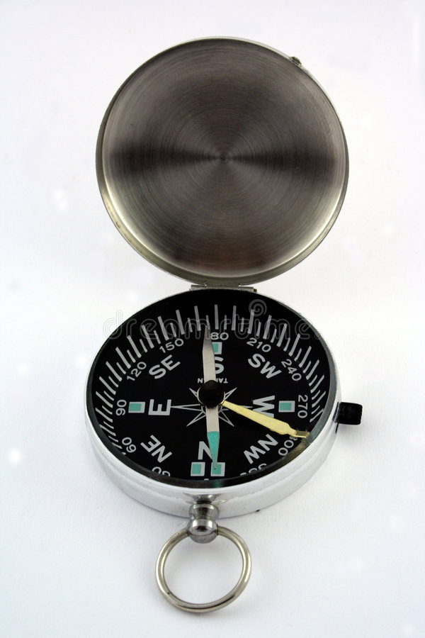 kompas. zdjęcie royalty free