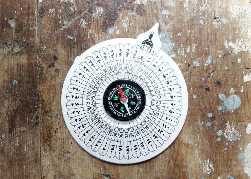 Kompas obrazy stock