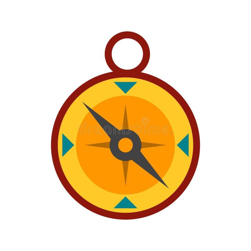 Kompass stock abbildung