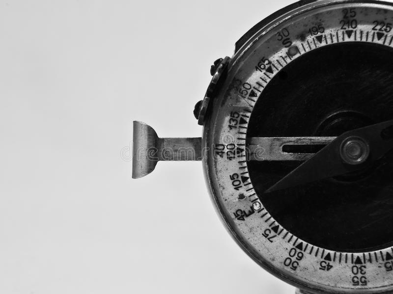 Kompass des Weltkrieg-2 stockbilder