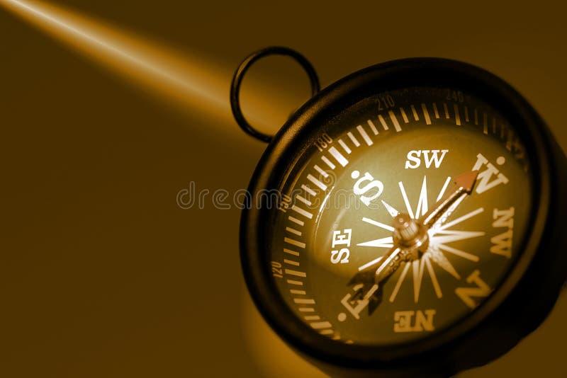 Download Kompass Förskjuten Fotohöger Sidasepia Till Signaler Fotografering för Bildbyråer - Bild av plan, investeringar: 514177