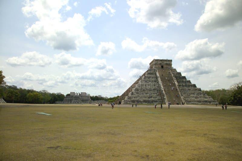 Download Komplicerad Itza Mexico För Chichem Fotografering för Bildbyråer - Bild av religion, trees: 284897