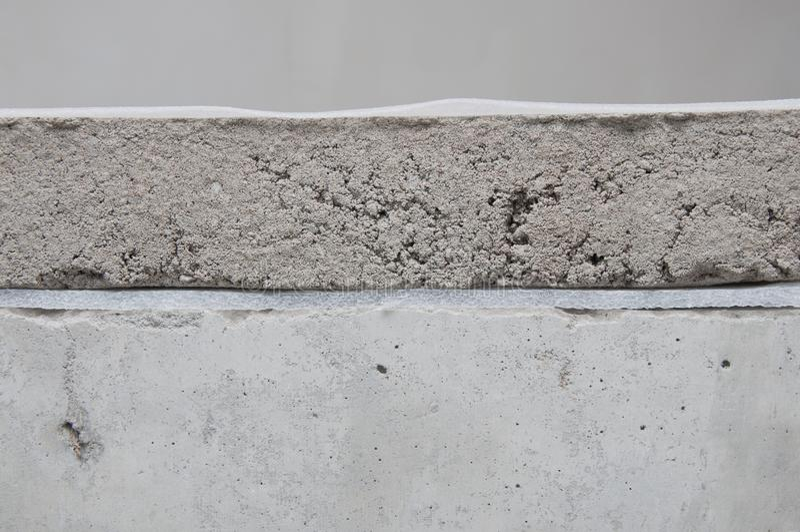 Komponenten des Bodens lizenzfreies stockbild