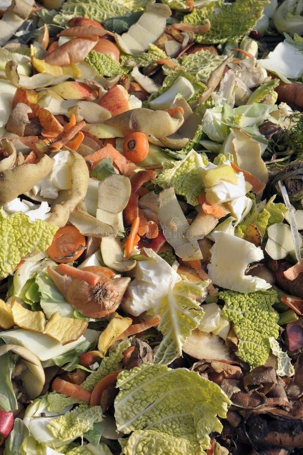 Komposthög arkivfoton