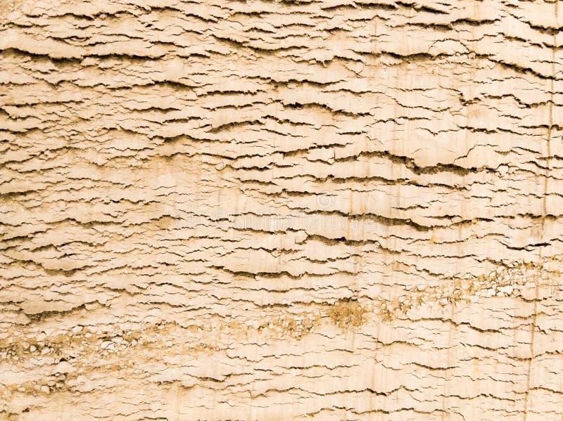 Komprimierte Sand-Beschaffenheit lizenzfreie stockbilder