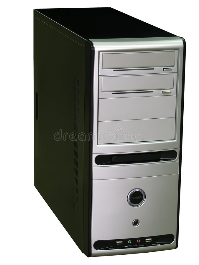 komputer. obraz royalty free