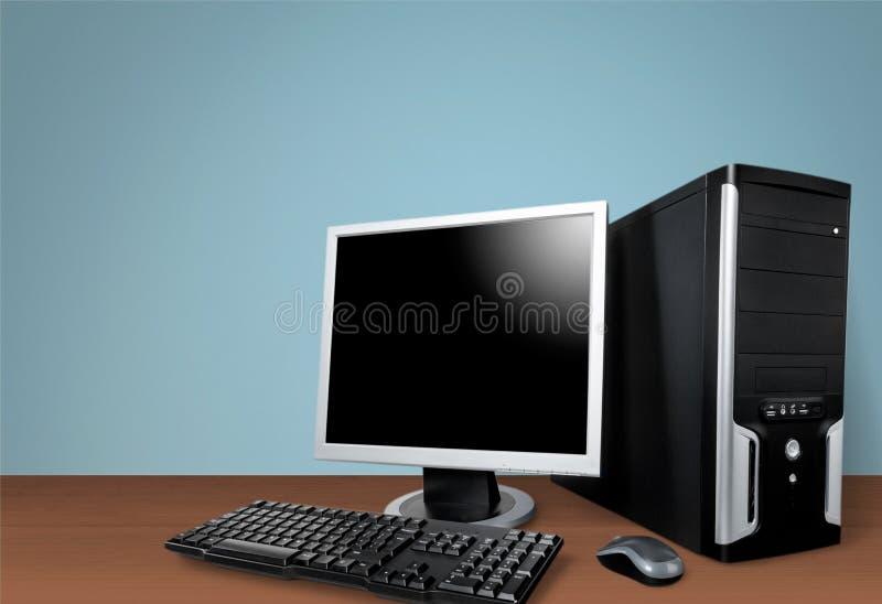 Komputer zdjęcia royalty free