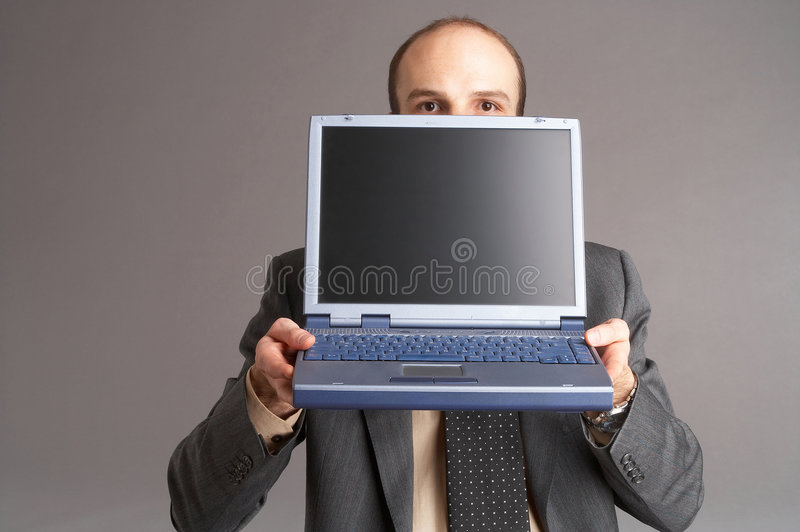 komputer. fotografia stock