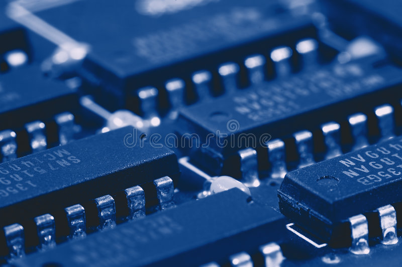 Download Komputer obwodu zarządu zdjęcie stock. Obraz złożonej z tło - 2813014