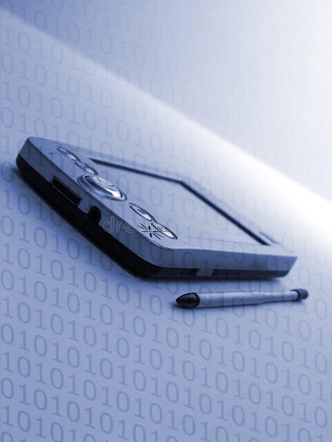komputer osobisty kieszeń zdjęcie stock