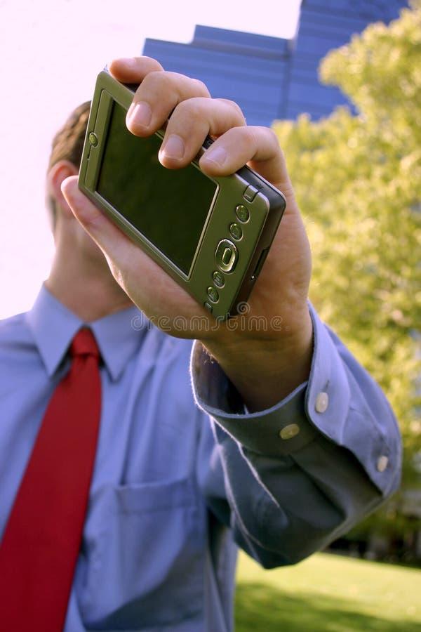Download Komputer Osobisty Kieszeni Moc Obraz Stock - Obraz: 34123
