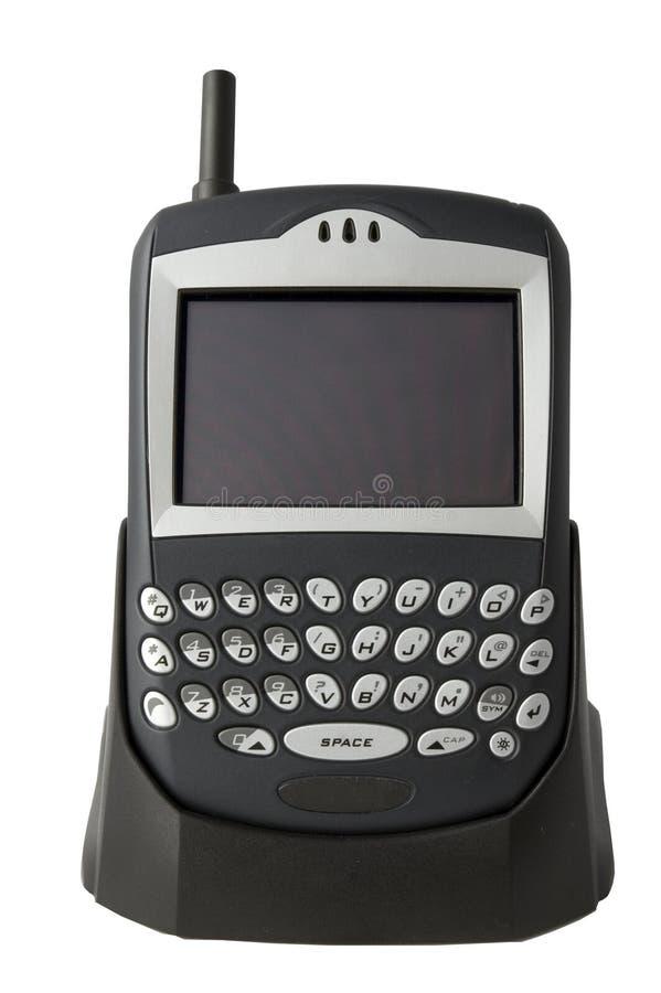 komputer osobisty notatnik zdjęcia stock