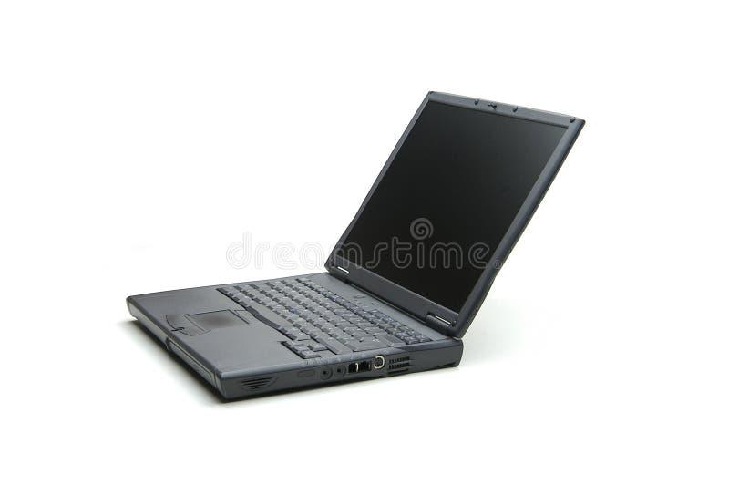 komputer osobisty notatnik zdjęcie stock