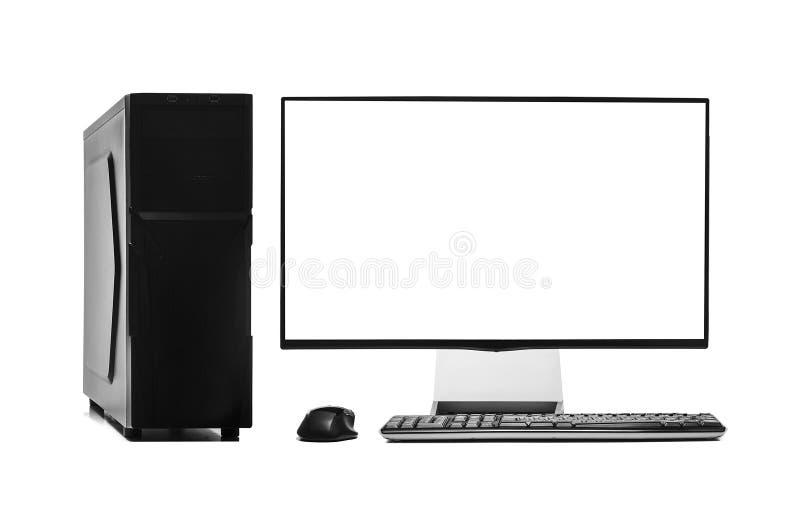 Komputer Stacjonarny zdjęcie stock
