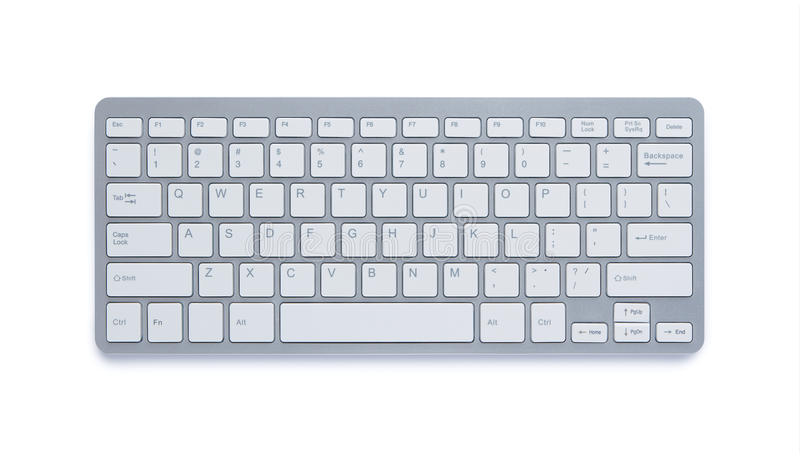 komputerowa klawiatura fotografia stock