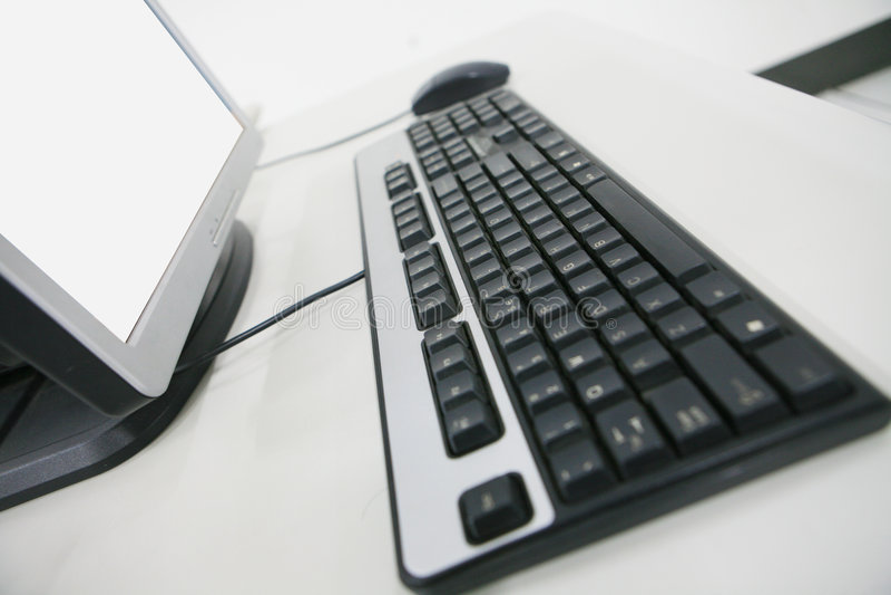komputerowa klawiatura s zdjęcia royalty free