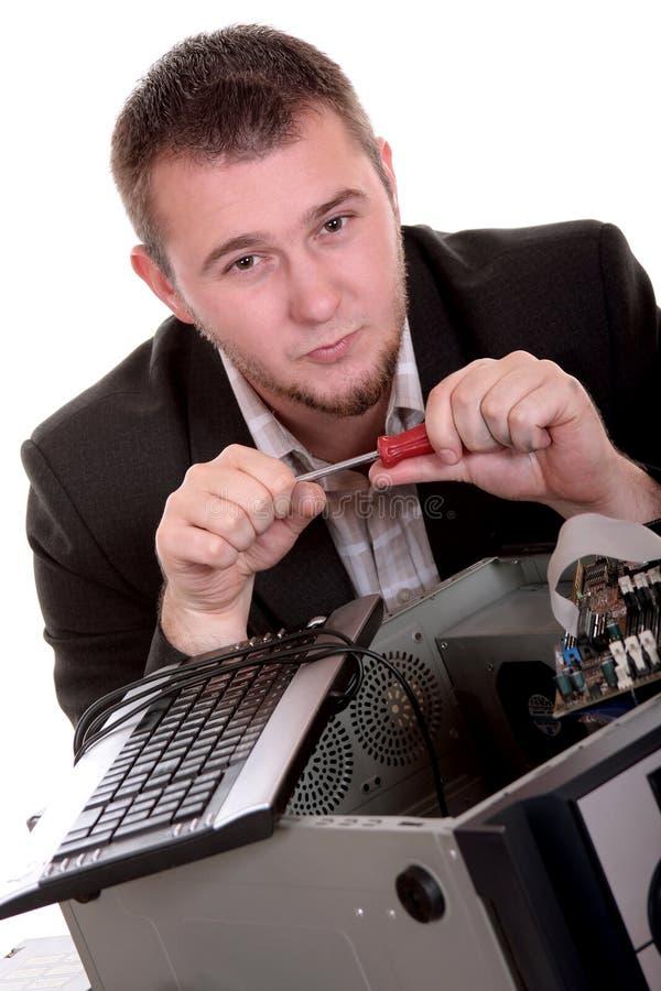 komputerowa usługa obraz stock