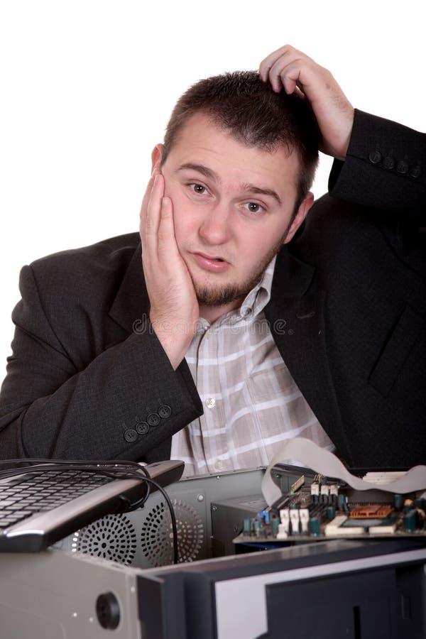 komputerowa usługa obrazy stock