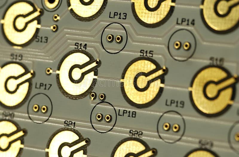 Komputerowy circuitboard zdjęcia royalty free