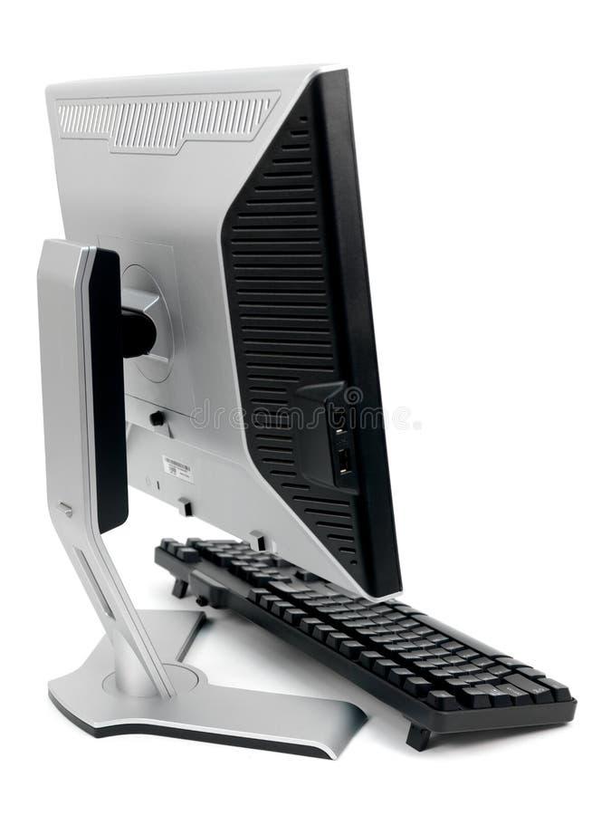 komputerowy desktop fotografia stock