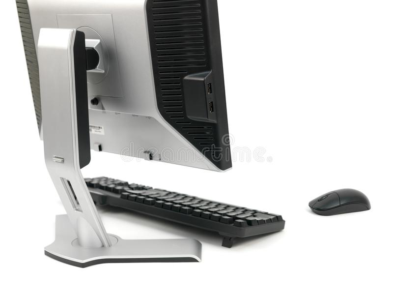 komputerowy desktop fotografia royalty free
