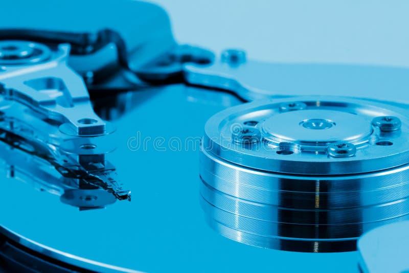 komputerowy harddisk zdjęcie stock