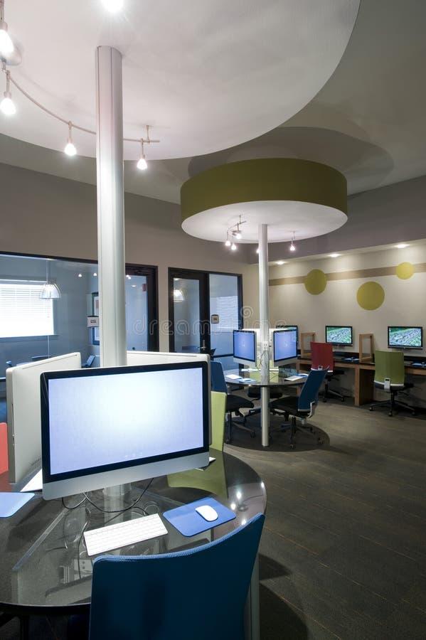 Komputerowy Lab obraz stock