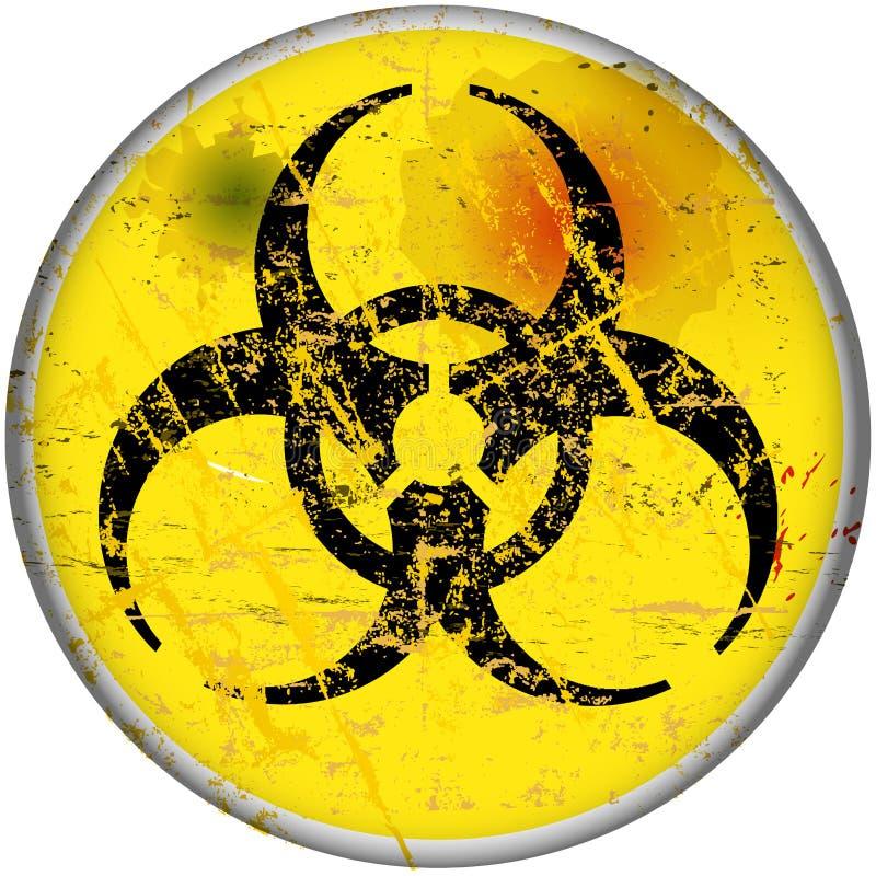 Komputerowy wirus ilustracji