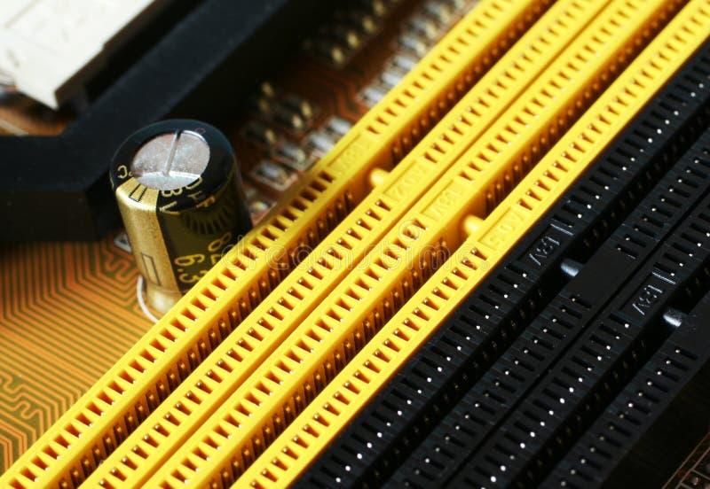 Komputeru szczegół obrazy stock