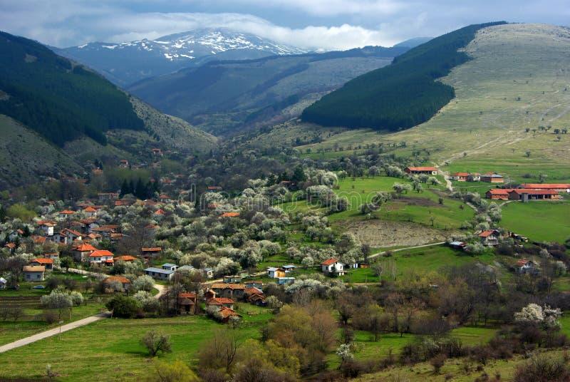 Komshticadorp, Bulgarije royalty-vrije stock foto