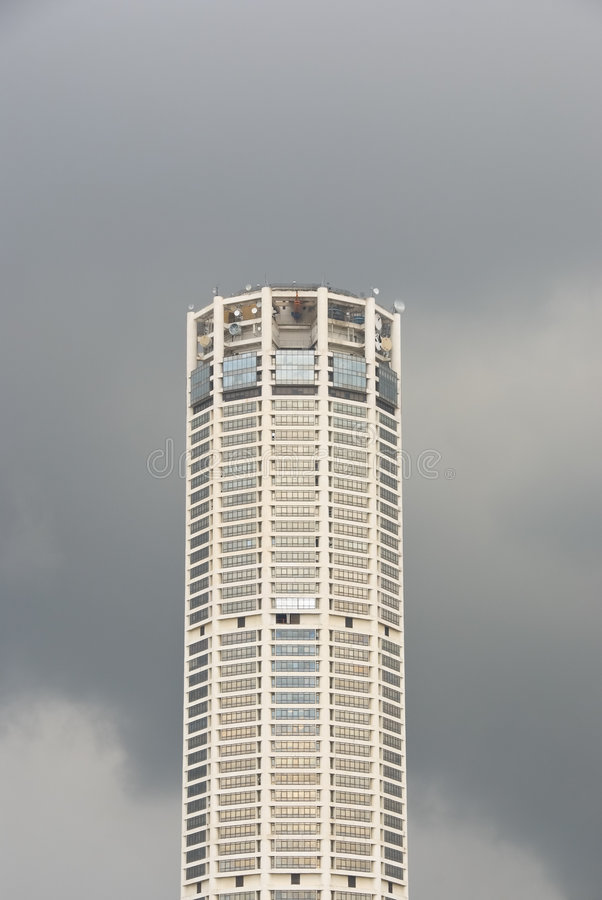 Komtar royalty free stock photography
