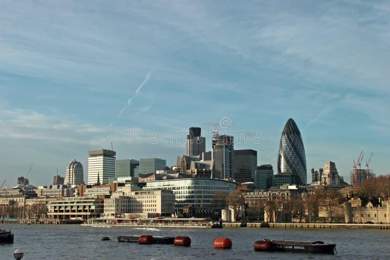 komunalne pejzaż London fotografia royalty free