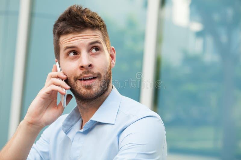 Komunikacja biznesowa zdjęcie stock