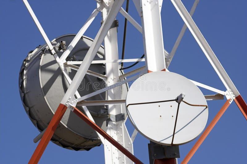 komunikacja wieży zdjęcia stock