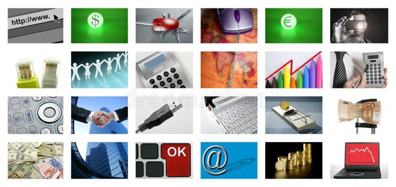 komunikacje ekranizują technologii tv wideo zdjęcie stock