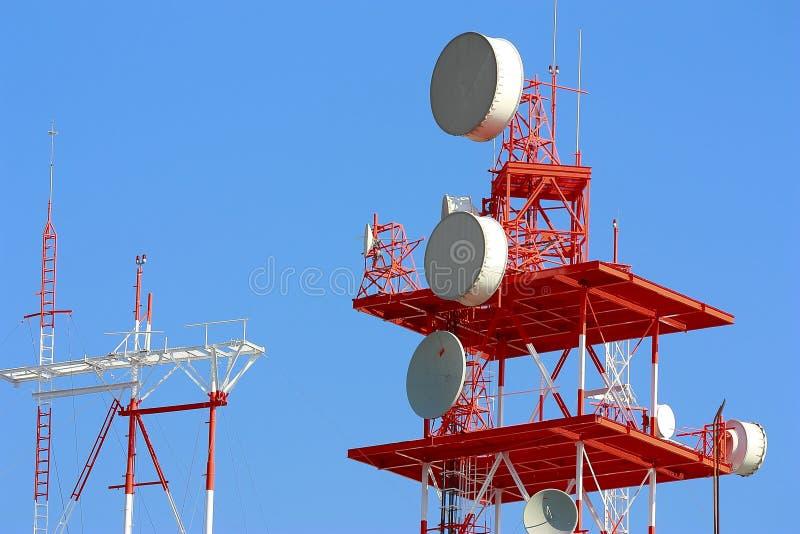 Komunikacje II zdjęcie royalty free