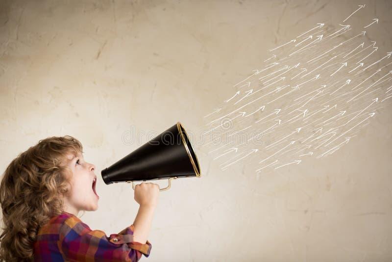 Komunikacyjny pojęcie zdjęcie stock