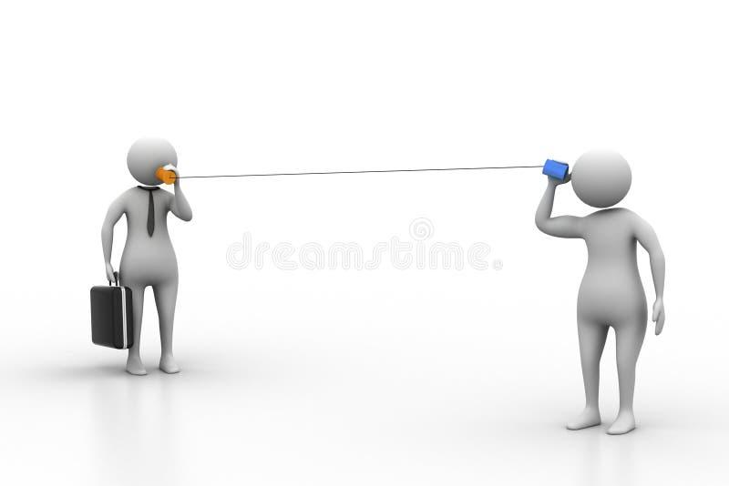 komunikacyjny pojęcie ilustracji