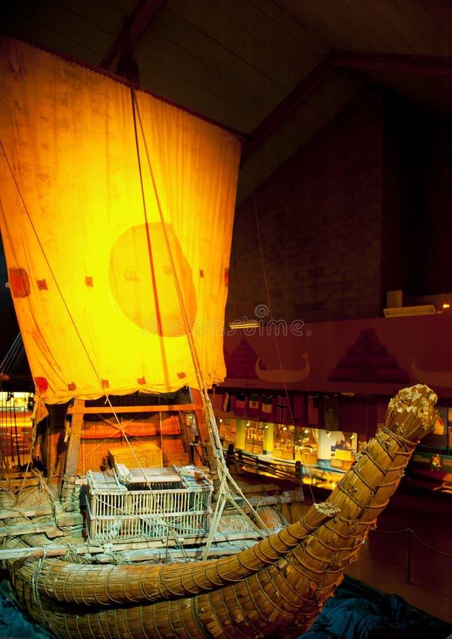Kon-Tiki Museum imágenes de archivo libres de regalías