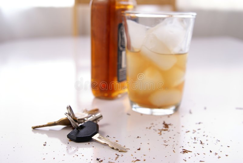 koncepcja alkoholu fotografia stock