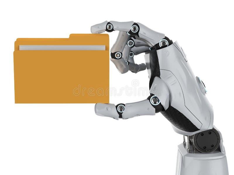 koncepcja dziewczyny laptopa technologii informacji cyfrowej ?wiec?cy tunelu royalty ilustracja