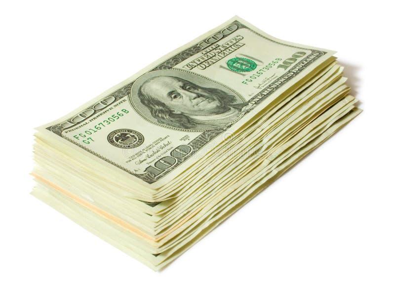 koncepcja finansów pieniądze fotografia stock