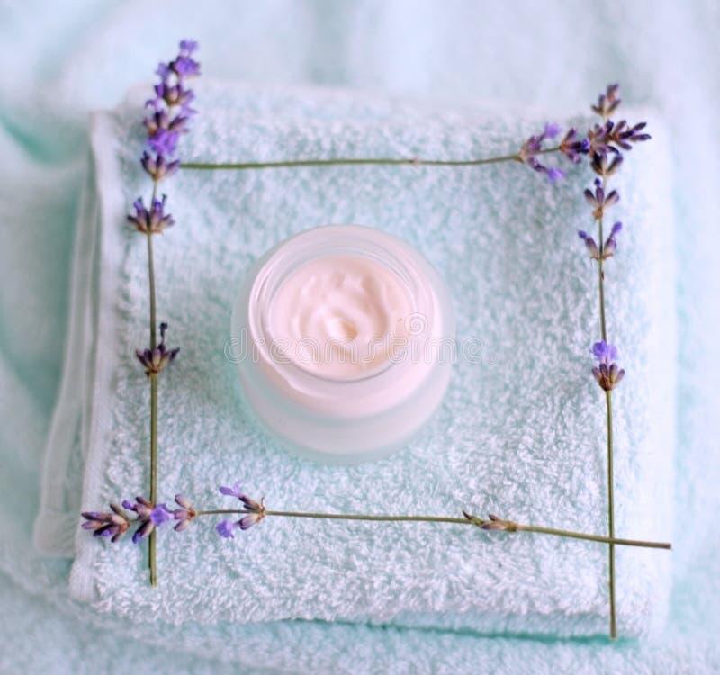 koncepcja kosmetyków naturalne zdjęcia stock