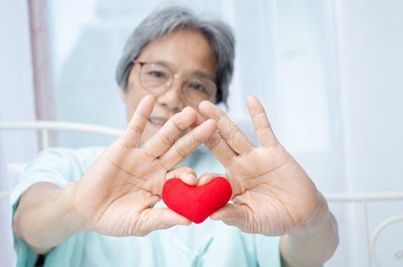 Koncepcja zdrowych osób starszych fotografia stock