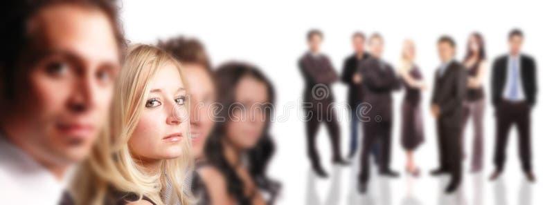 koncepcja zespół jednostek gospodarczych fotografia royalty free