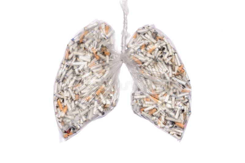 Konceptualna wizerunek reklama dato che papierosu pudełko, obrazy royalty free