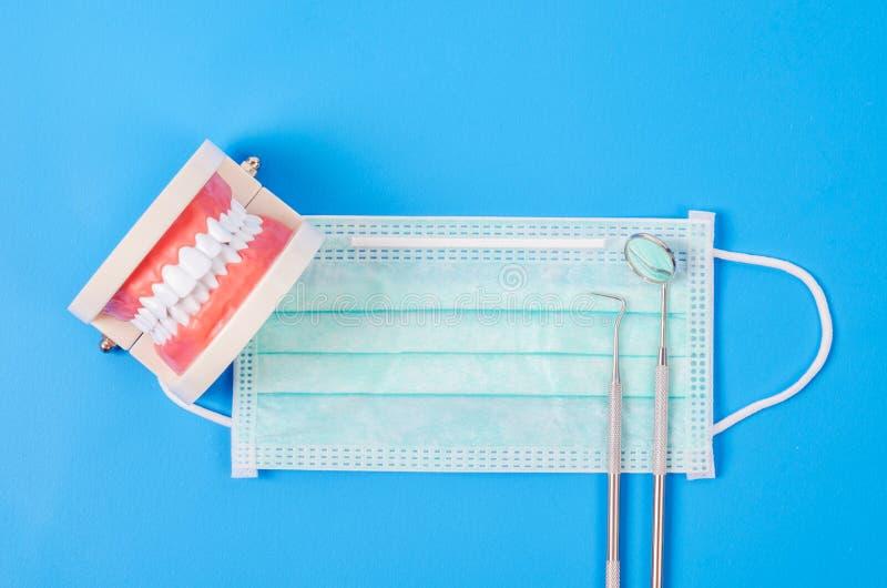 Konceptualny dentystyka zdjęcia royalty free